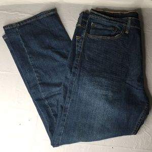 Levi's 505 Straight Leg Jeans Size 36 X 29 F14